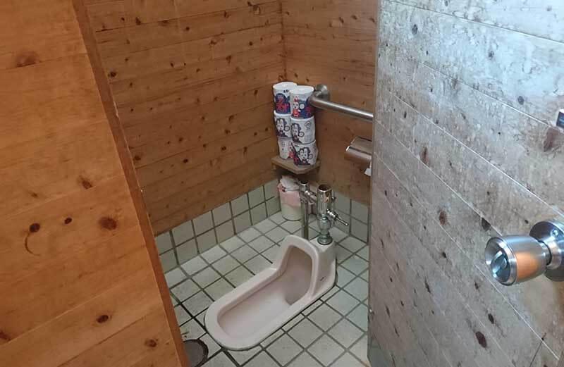 高ボッチトイレ