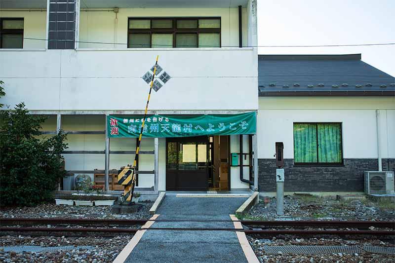 飯田線平岡駅