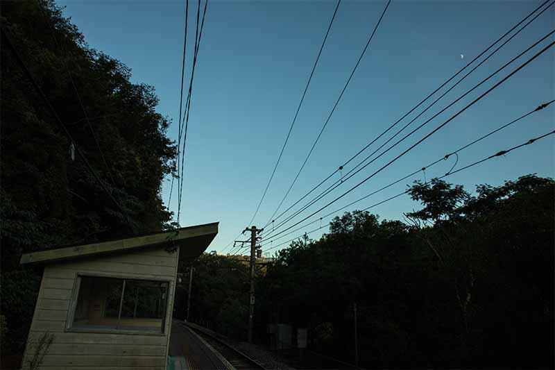 飯田線の秘境駅・田本駅