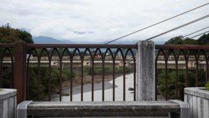空の青さを知る人よの秩父聖地巡礼(旧秩父橋)