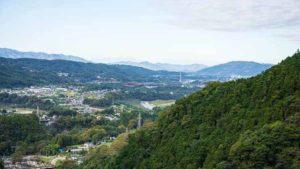 空の青さを知る人よの聖地巡礼場所(浦山ダム)