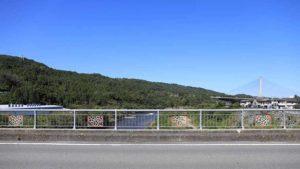 空の青さを知る人よの聖地巡礼場所(佐久良橋)