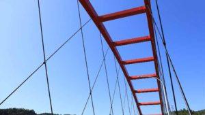 空の青さを知る人よの聖地巡礼場所(巴川橋)