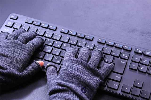 841(ヤヨイ)指なし 手袋