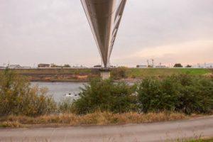 宇治水管橋