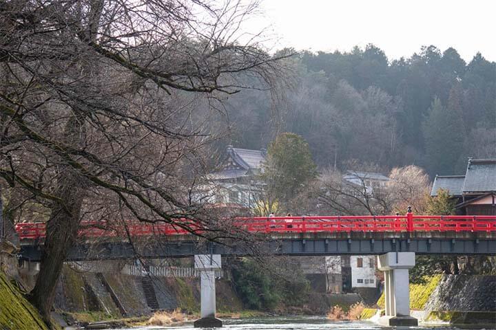 飛騨宮川橋