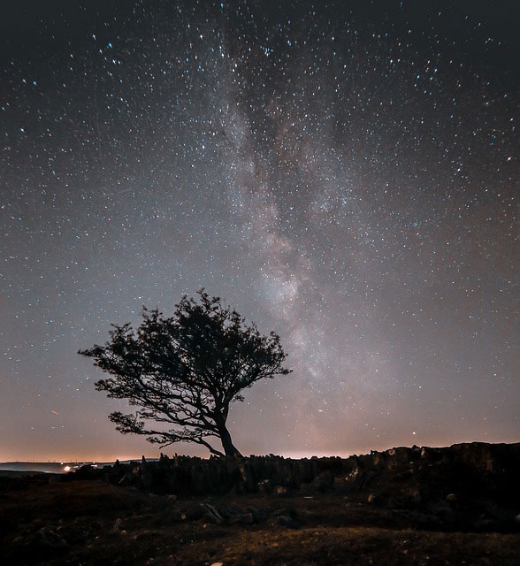キャノンEOS 6D星空の作例