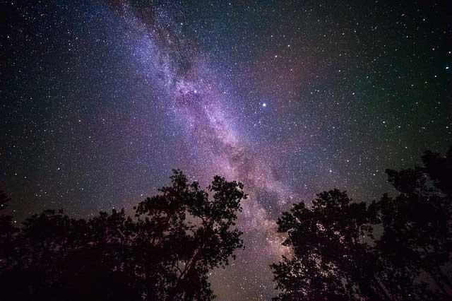 D850星景写真作例