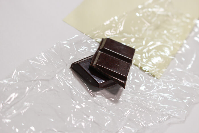 カカオ豆からチョコレート作り方カカオ90%チョコ