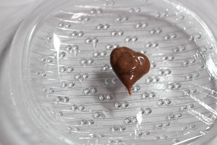 カカオ豆からチョコレート作り方カカオ20%