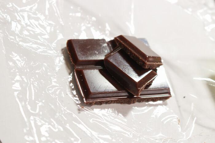 カカオ豆からチョコレート作り方カカオ40%