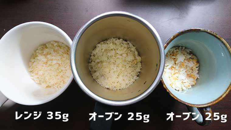 乾飯の作り方