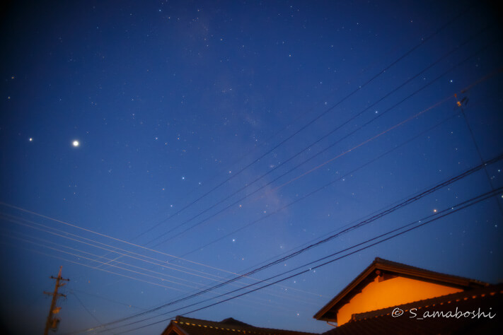 SIGMA 30mm f1.4 DC HSM Art 星景写真