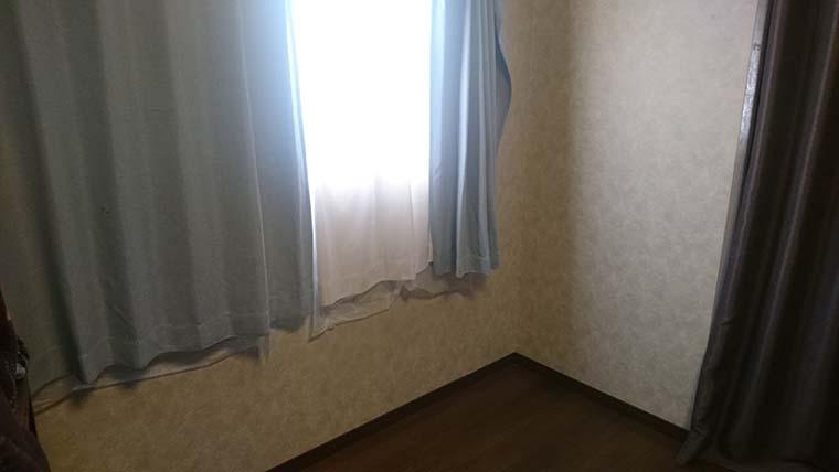 部屋の隙間