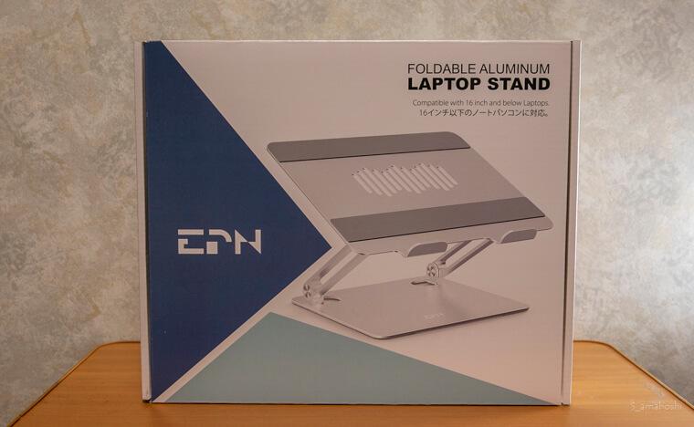 EPNノートPCスタンド箱
